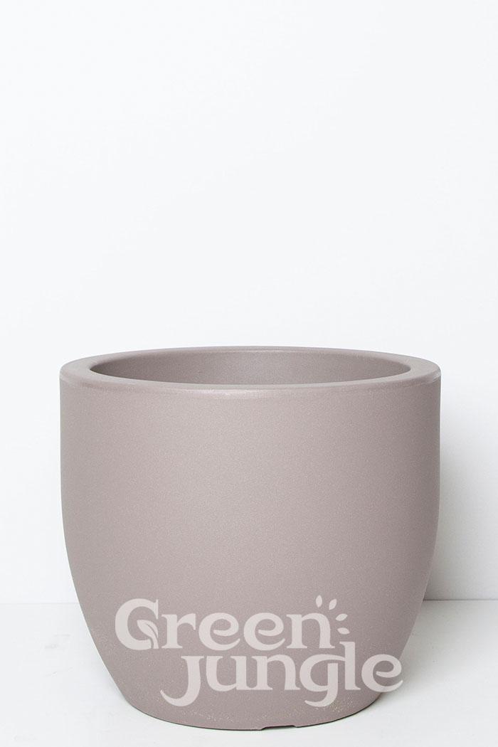 鉢カバー トンド カプチーノ(10号鉢)