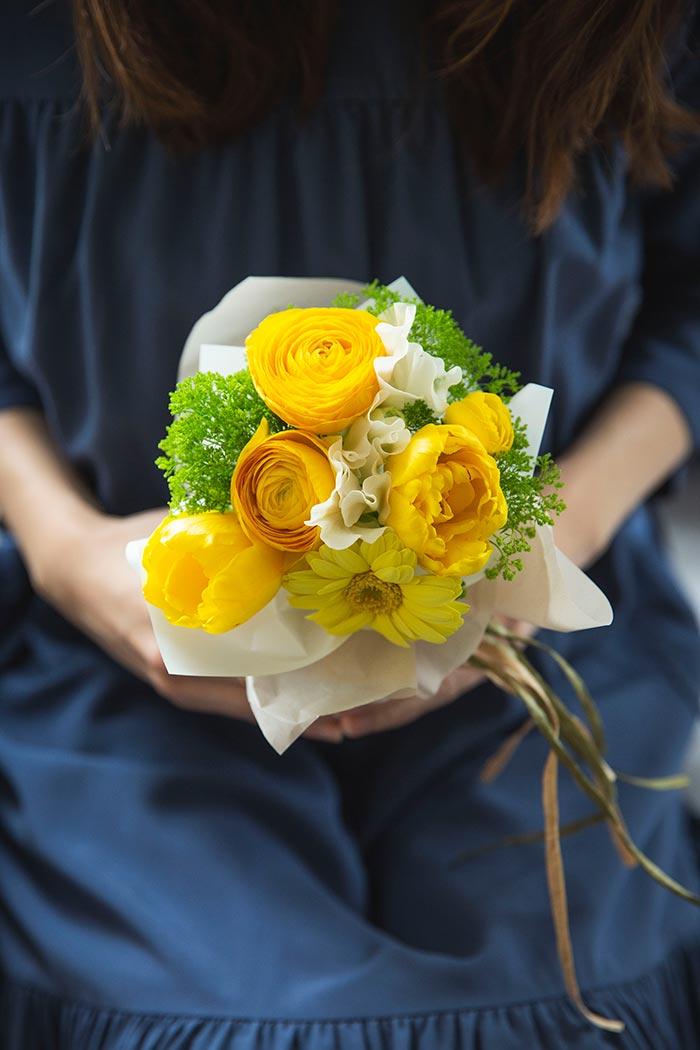 花束 そのまま飾れるブーケ #657 size:60
