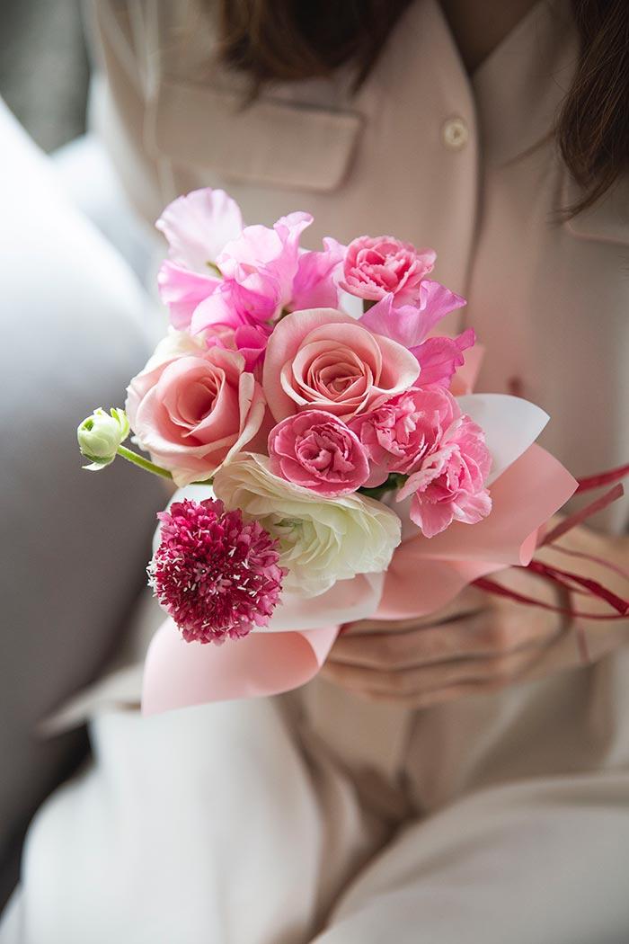 花束 そのまま飾れるブーケ  #660 size:60
