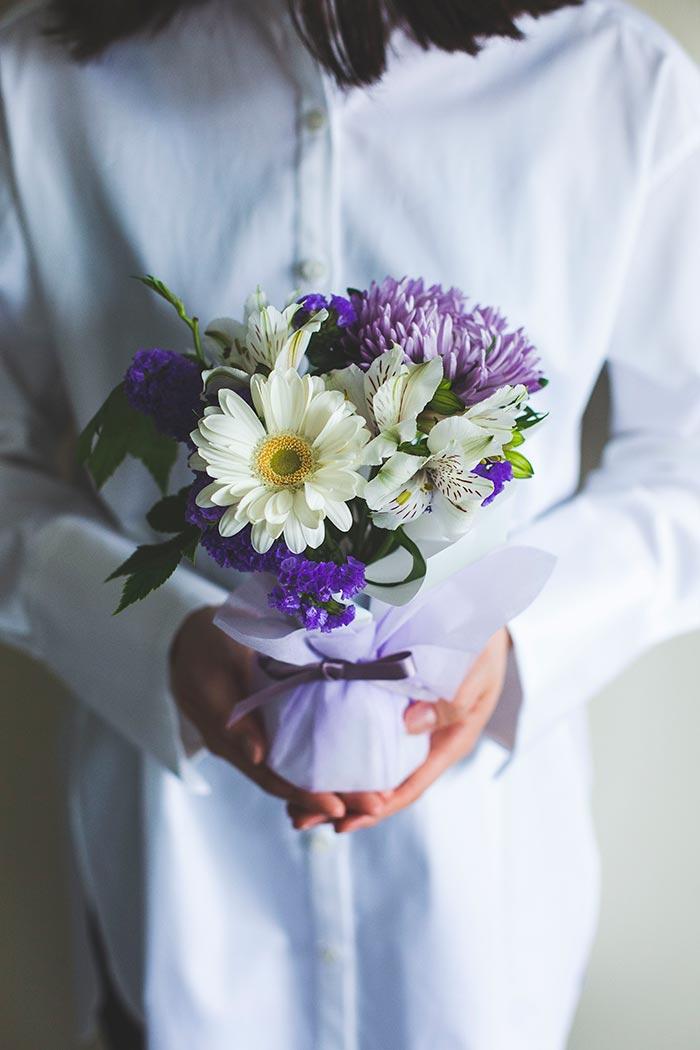 そのまま飾れる供花 花束 #720 size:60