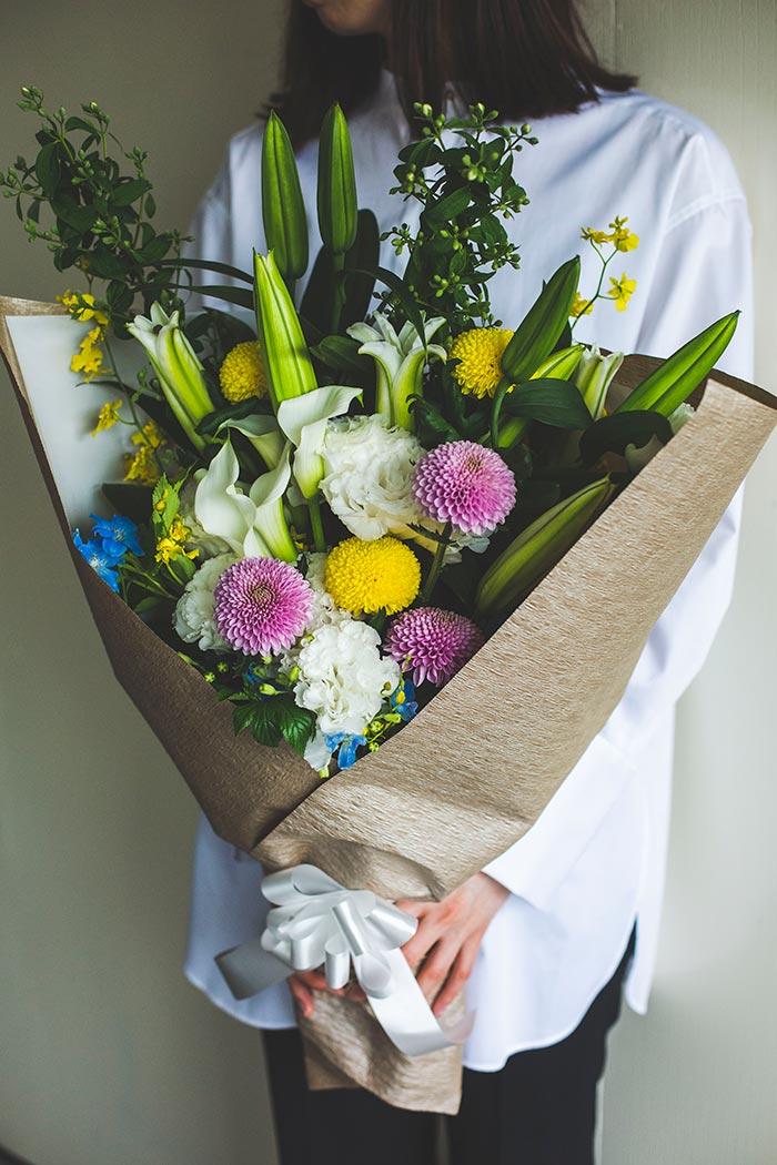 供花 花束 #722 size:120