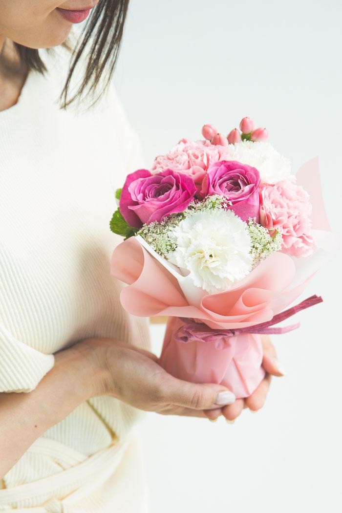 花束  そのまま飾れるブーケ #734 size:60