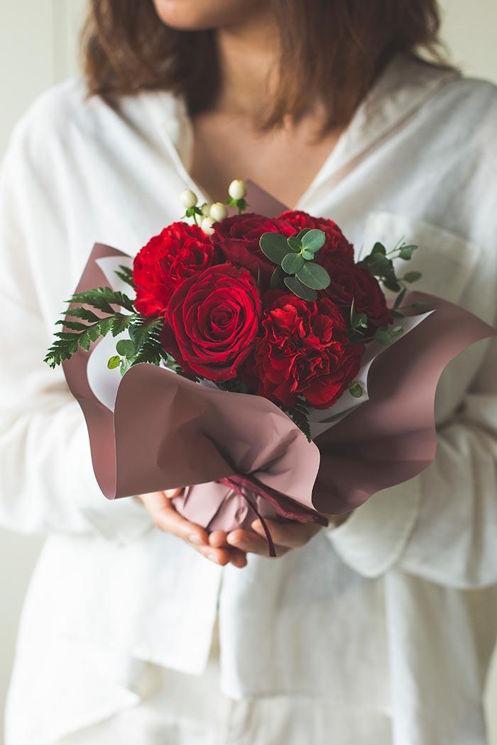 花束 そのまま飾れるブーケ #737 size:60