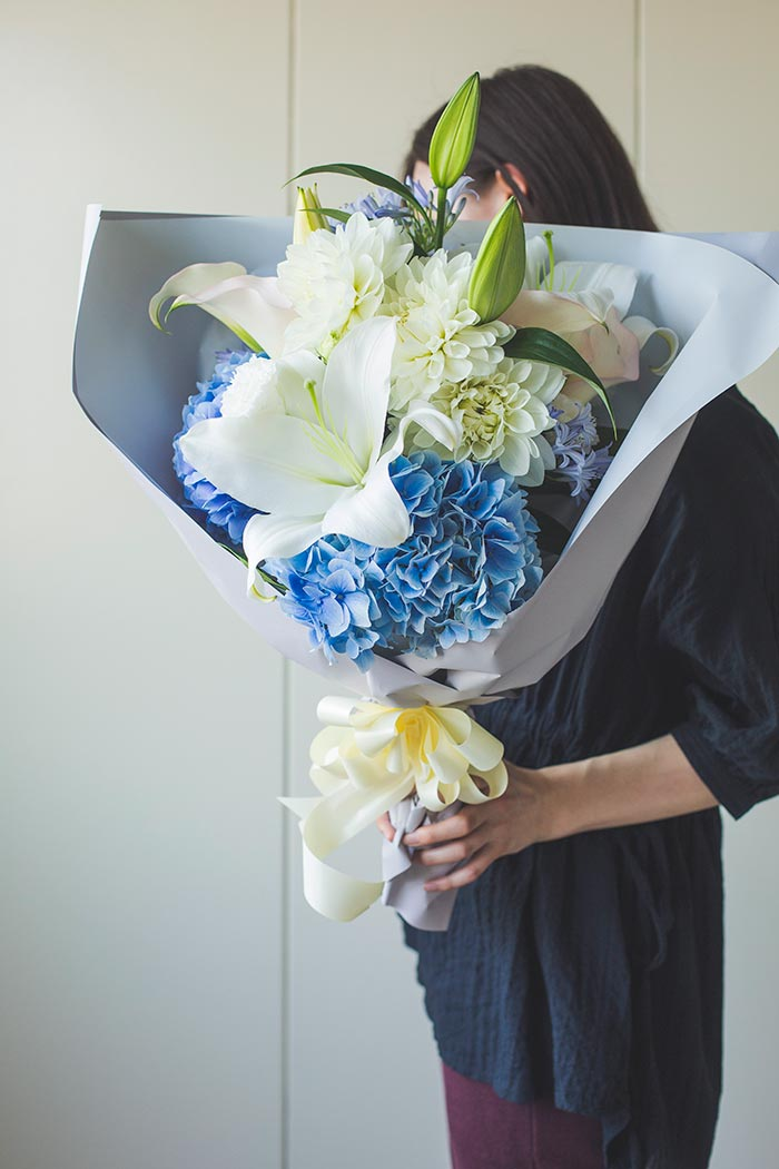 花束 お供え花・お悔みの供花 #761 size:140