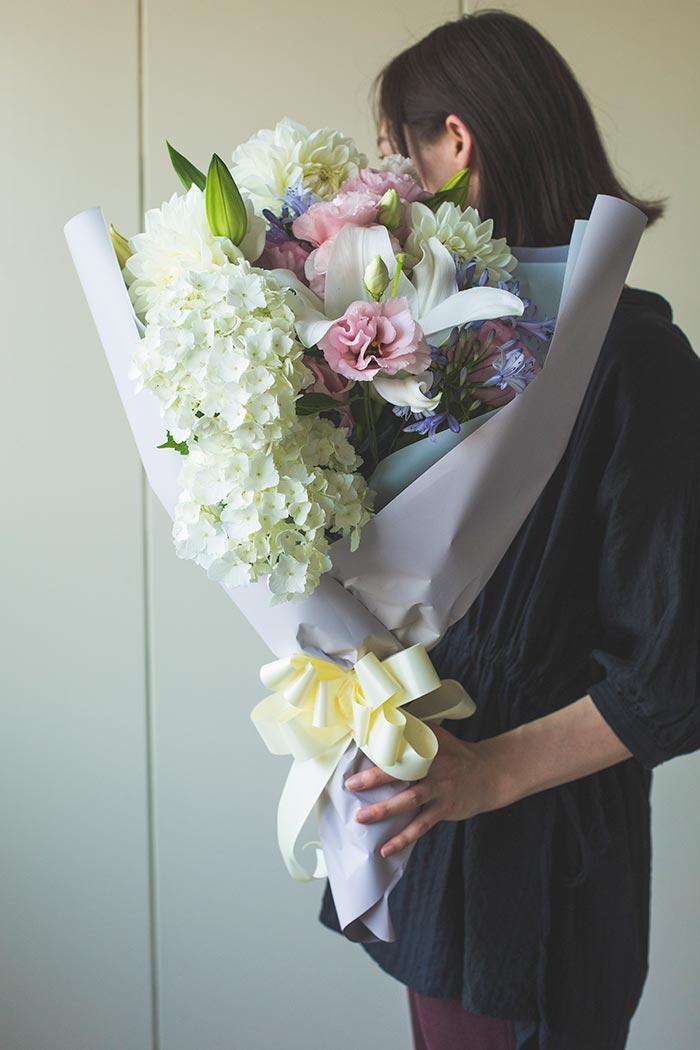 花束 お供え花・お悔みの供花 #763 size:140