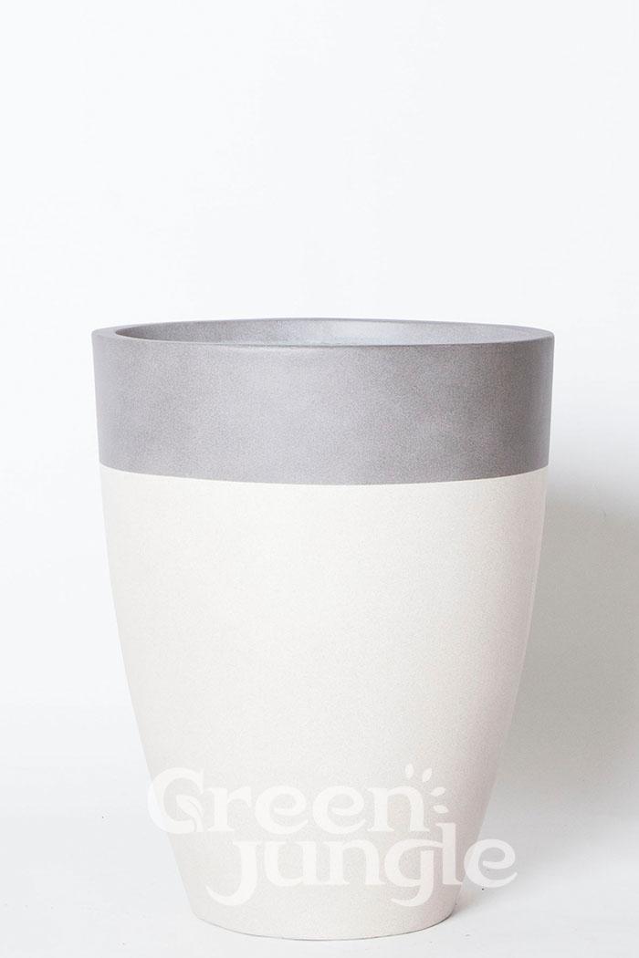 鉢カバー カプリツートーン(10号鉢用)