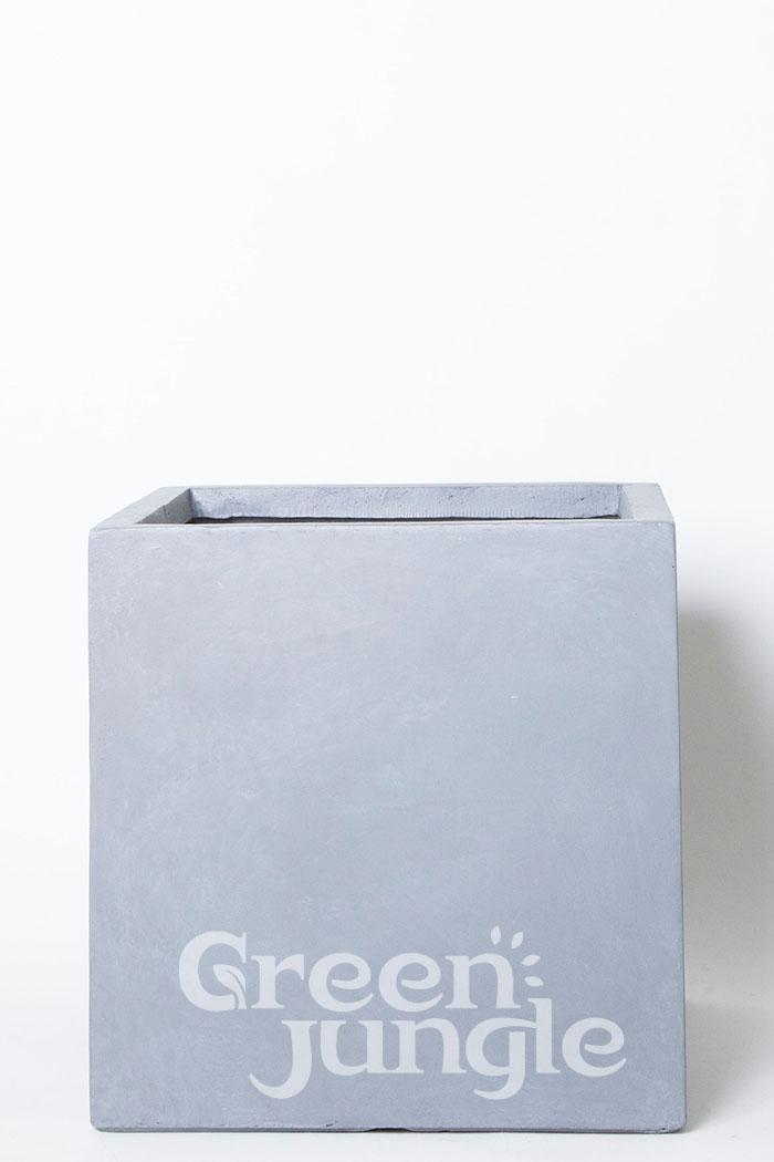 鉢カバー ベータ キューブプランター(7.8号鉢用)