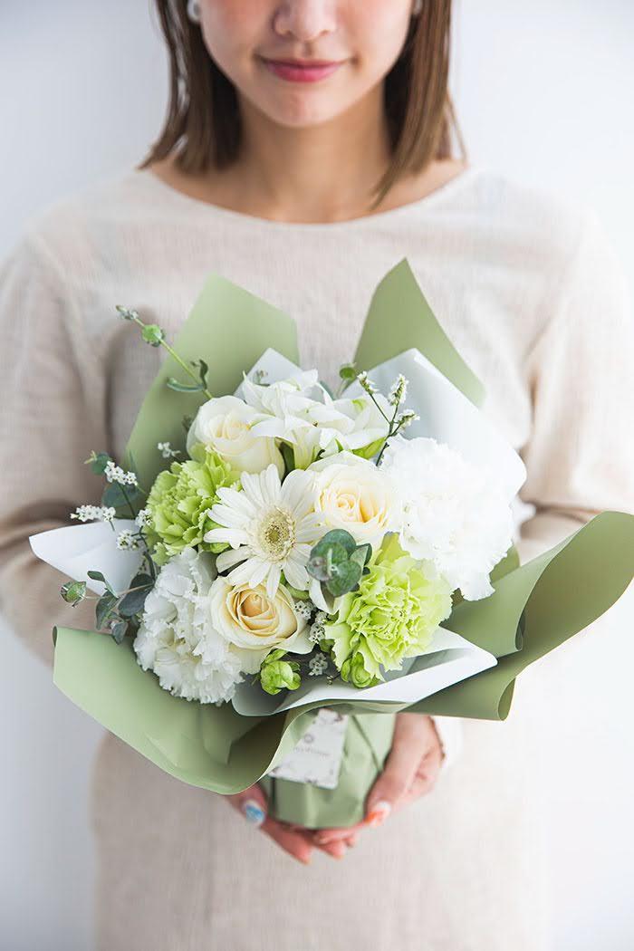 そのまま飾れる花束 #847 size:80