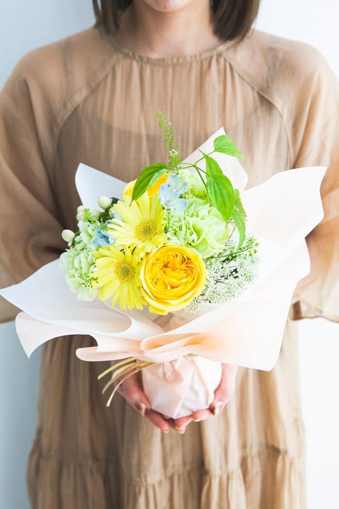 そのまま飾れる花束 #851 size:80