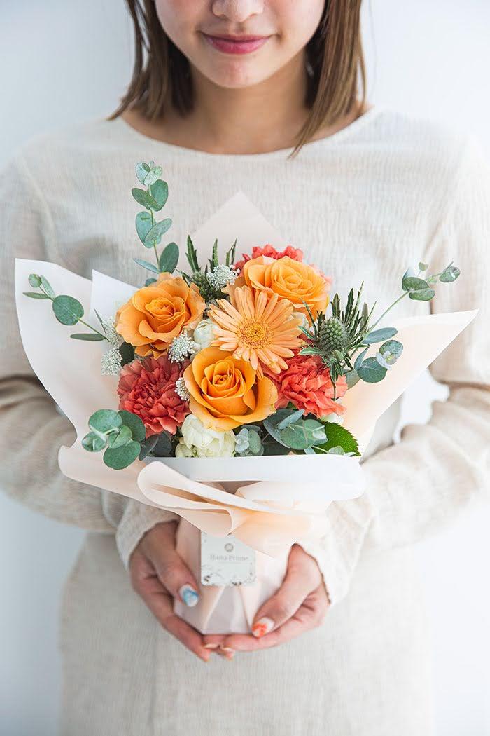 そのまま飾れる花束 #852 size:80