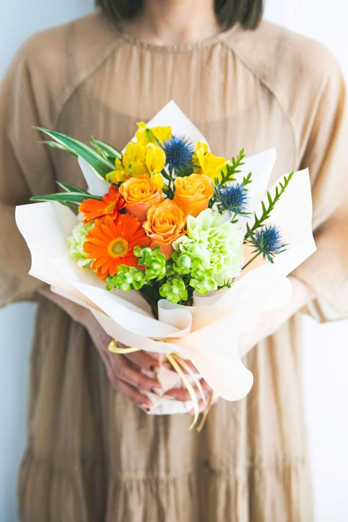 そのまま飾れる花束 #856 size:100