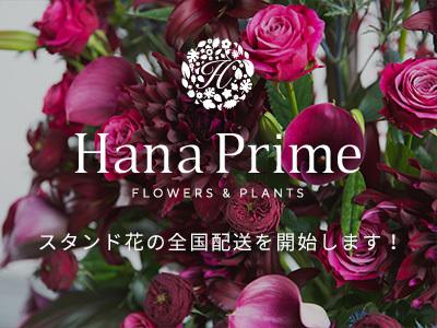 スタンド花の全国配送を開始します!