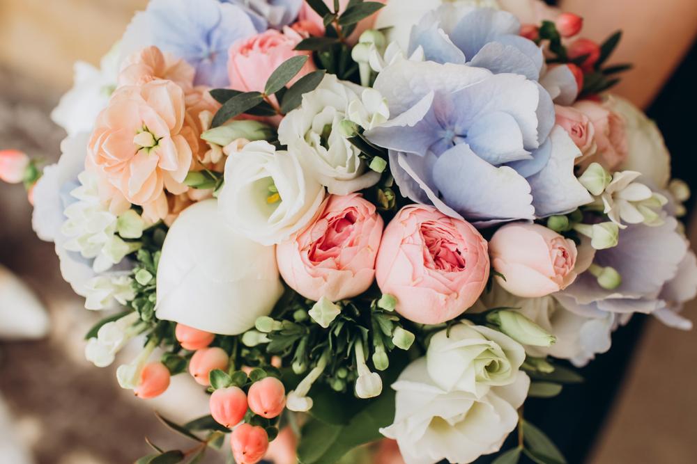 誕生花と花言葉から花束を選ぼう
