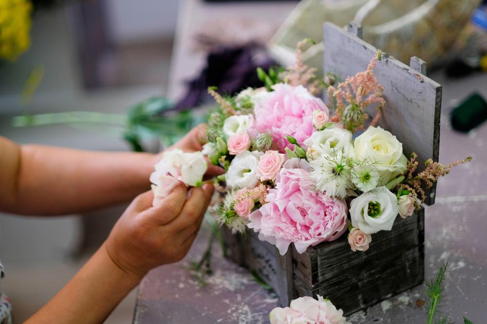記念日は特別感の出るお花のプレゼント